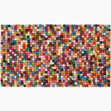myfelt Lotte colourful Table Runner, 40 x 70 cm (also available in 40 x 140 cm)