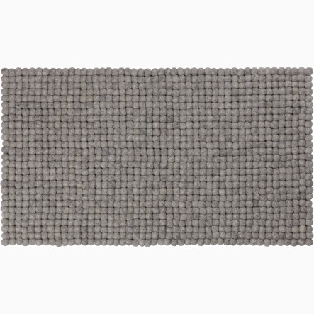 myfelt Carl Table Runner grey, 40 x 70 cm (also available in 40 x 140 cm)