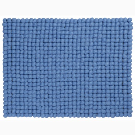 myfelt Mavi Place Mat / Table Mat blue, rectangular, 35 x 45 cm